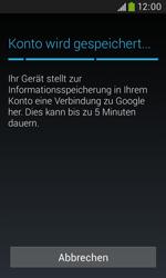 Samsung Galaxy Trend Plus - Apps - Konto anlegen und einrichten - 20 / 28