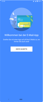 Sony Xperia 1 - E-Mail - Konto einrichten (outlook) - Schritt 4