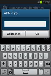 Samsung Galaxy Fame Lite - Internet und Datenroaming - Manuelle Konfiguration - Schritt 14