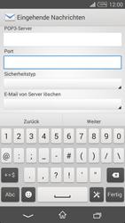 Sony D5103 Xperia T3 - E-Mail - Konto einrichten - Schritt 10