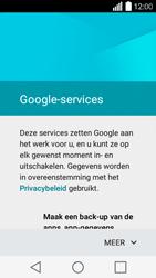 LG Leon 3G (H320) - apps - account instellen - stap 13