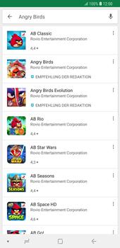 Samsung Galaxy S9 Plus - Apps - Installieren von Apps - Schritt 14