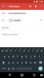Motorola Moto G5s - E-Mail - E-Mail versenden - 0 / 0