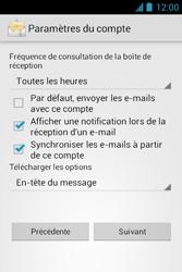 Bouygues Telecom Bs 351 - E-mails - Ajouter ou modifier un compte e-mail - Étape 18