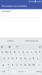 HTC U Play - E-Mail - Konto einrichten (outlook) - 9 / 12