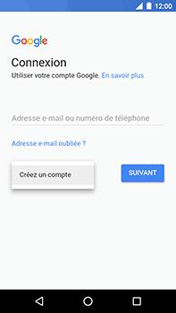 Motorola Moto E4 Plus - Applications - Créer un compte - Étape 5