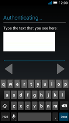 Alcatel One Touch Idol Mini - Applications - setting up the application store - Step 19