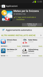 Samsung Galaxy Note II - Applicazioni - Installazione delle applicazioni - Fase 17