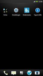 HTC One Max - Netzwerk - Manuelle Netzwerkwahl - Schritt 3