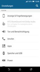 HTC One A9 - Anrufe - Rufumleitungen setzen und löschen - Schritt 4