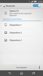 Sony Xperia Z2 - Bluetooth - Collegamento dei dispositivi - Fase 6