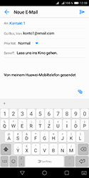Huawei Y5 (2018) - E-Mail - E-Mail versenden - 8 / 16