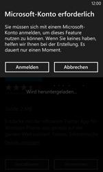 Nokia Lumia 820 / Lumia 920 - Apps - Einrichten des App Stores - Schritt 9