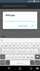 Sony Xperia XZ - Android Nougat - Internet - handmatig instellen - Stap 15