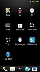 HTC One Mini - Bluetooth - Geräte koppeln - 1 / 1