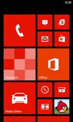 Nokia Lumia 920 LTE - MMS - afbeeldingen verzenden - Stap 1
