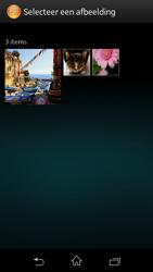 Sony C1905 Xperia M - E-mail - e-mail versturen - Stap 11