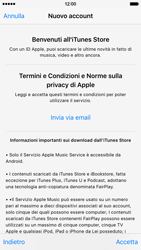 Apple iPhone 6 iOS 9 - Applicazioni - configurazione del negozio applicazioni - Fase 10