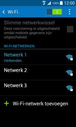 Samsung Galaxy Trend 2 Lite (G318H) - WiFi - Verbinden met een netwerk - Stap 8
