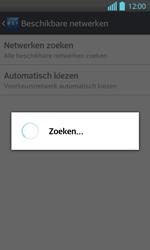LG P710 Optimus L7 II - Netwerk - Handmatig netwerk selecteren - Stap 10