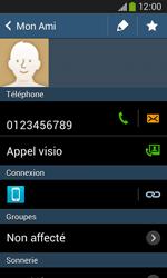 Samsung Galaxy Ace 3 - Contact, Appels, SMS/MMS - Ajouter un contact - Étape 9