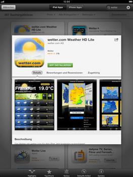 Apple iPad mini - Apps - Herunterladen - Schritt 13