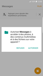 Samsung Galaxy S7 Edge - Contact, Appels, SMS/MMS - Envoyer un MMS - Étape 5