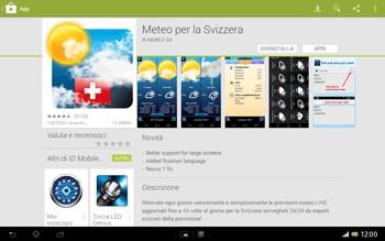 Sony Xperia Tablet Z LTE - Applicazioni - Installazione delle applicazioni - Fase 16