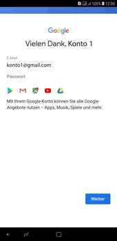 Samsung Galaxy J4+ - Apps - Konto anlegen und einrichten - 19 / 22