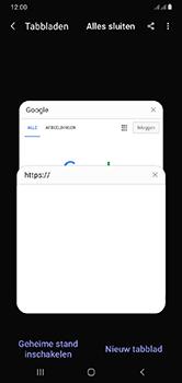 Samsung Galaxy A10 - internet - hoe te internetten - stap 16