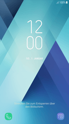 Samsung Galaxy A5 (2017) - Android Nougat - Gerät - Einen Soft-Reset durchführen - Schritt 5