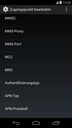 LG D821 Google Nexus 5 - MMS - Manuelle Konfiguration - Schritt 14