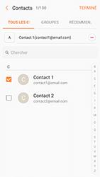 Samsung Galaxy A5 (2017) (A520) - E-mails - Envoyer un e-mail - Étape 8