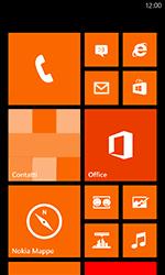 Nokia Lumia 820 / Lumia 920 - Manuale - Scaricare il manuale - Fase 1