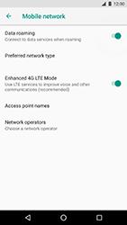 LG Nexus 5X - Android Oreo - Internet - Disable data roaming - Step 6