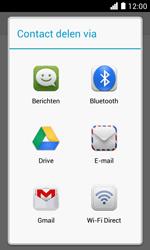Huawei Ascend Y330 - Contacten en data - Contacten overzetten via Bluetooth - Stap 8
