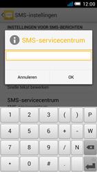 Alcatel OT-6012X Idol Mini - SMS - handmatig instellen - Stap 8