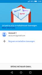 Huawei Y6 (2017) - E-mail - Handmatig instellen (gmail) - Stap 14