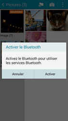 Samsung Galaxy A3 (A300FU) - Photos, vidéos, musique - Envoyer une photo via Bluetooth - Étape 14