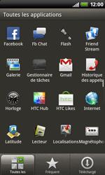 HTC S510b Rhyme - Internet - Configuration manuelle - Étape 13