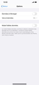 Apple iPhone 11 Pro Max - iOS 14 - Réseau - Comment activer une connexion au réseau 4G - Étape 5