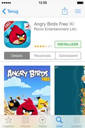 Apple iPhone 4S (iOS 8) - apps - app store gebruiken - stap 16