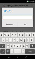 Sony Xperia E1 - Internet - Apn-Einstellungen - 2 / 2