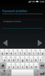 Alcatel OT-5050X Pop S3 - Apps - Konto anlegen und einrichten - Schritt 12