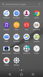 Sony Xperia Z5 - Android Nougat - Messagerie vocale - configuration manuelle - Étape 4