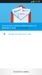 Samsung I9300 Galaxy S III - E-mail - Configuration manuelle (gmail) - Étape 6