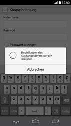 Huawei Ascend P6 LTE - E-Mail - Konto einrichten - Schritt 19