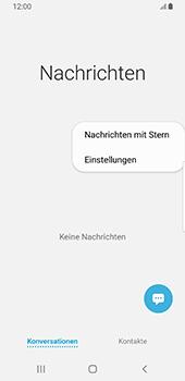 Samsung Galaxy S9 - Android Pie - SMS - Manuelle Konfiguration - Schritt 5