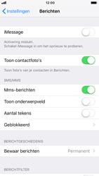 Apple iPhone 6s - iOS 12 - MMS - probleem met ontvangen - Stap 10