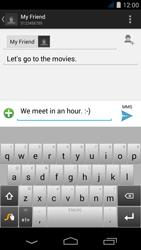 Acer Liquid Jade S - MMS - Sending pictures - Step 11
